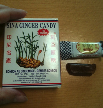 Gingercandy